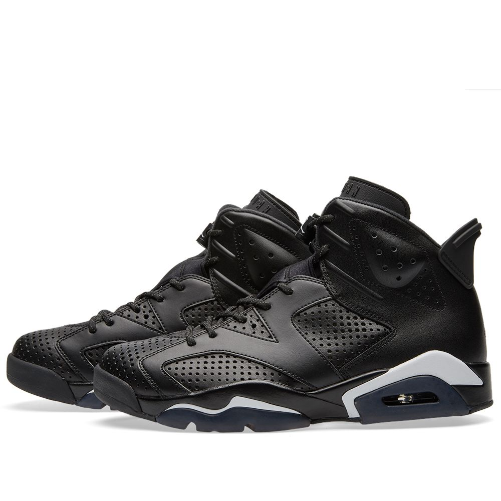Air 6 Nike Retro Jordan Black CatEnd 8vN0mnwO