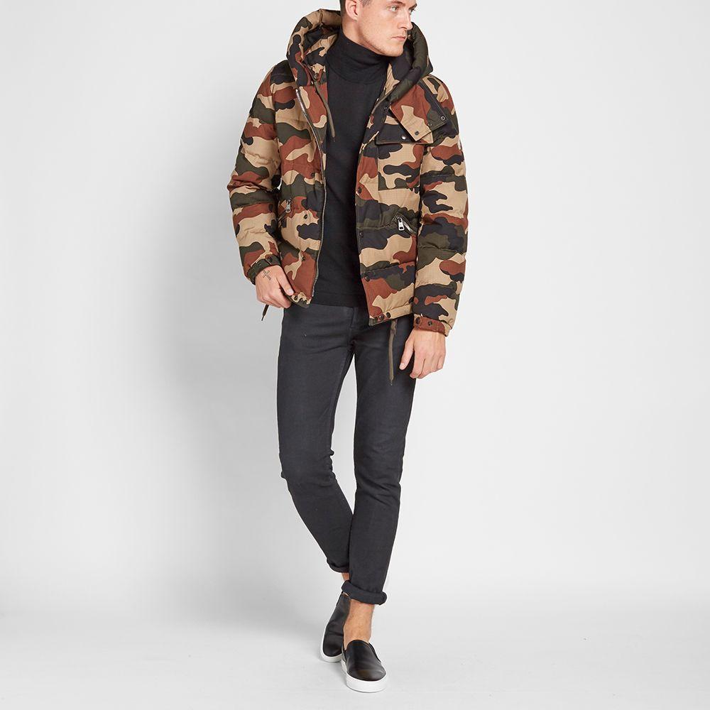 Moncler Lioran Lioran Moncler End Jacket Jacket Camouflage 44qrzZg