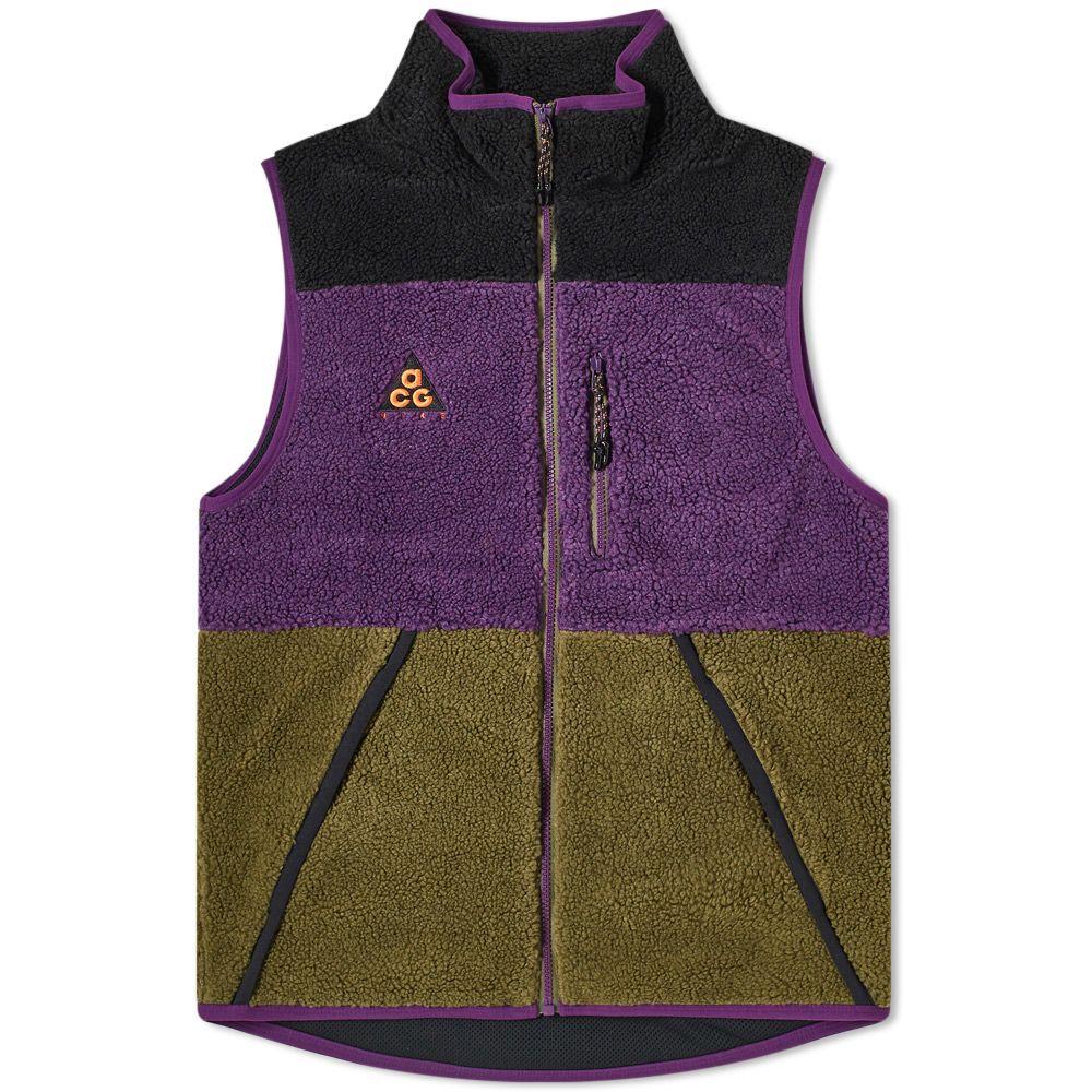 Nike End Olive Acg Canvas Vest Black Nsw amp; rxqrX8wv0