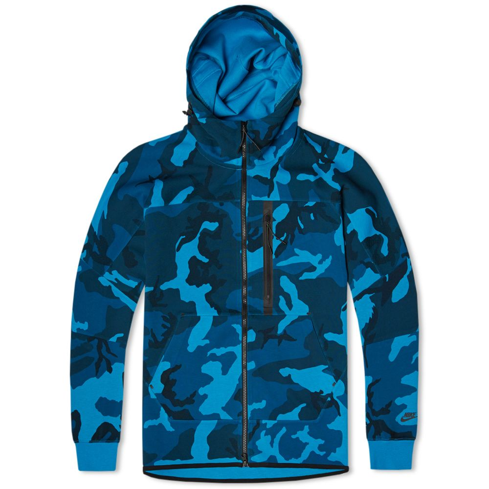 End Blue White Fz Nike Tf Label Jacket Camo Aw77 1mm Light Lacquer TAaHpw