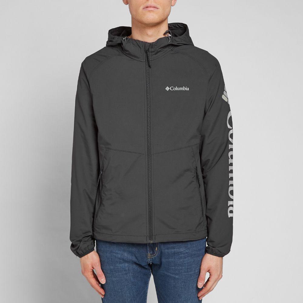 Panther Blackamp; Shell WhiteEnd Soft Columbia Creek Jacket mN8n0w