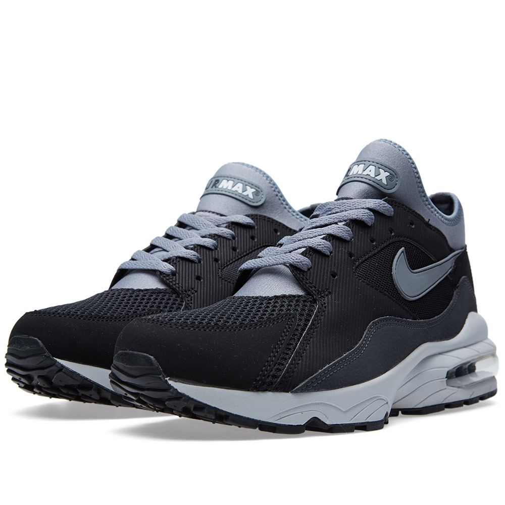 02fa314fbd3 Air Cool Nike Max 93 Blackamp; GreyEnd n0PwkO