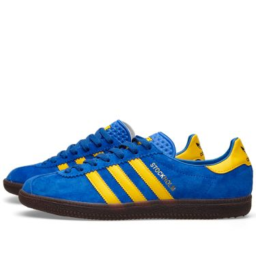 low priced 33f86 2a3ca Blue amp Stockholm Og End Adidas Yellow gqaEA