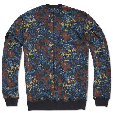 Island Stone Camo End Sweater Camouflage dzBzwx