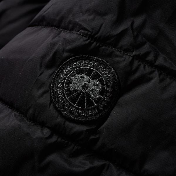 Brookvale Canada Label Goose Jacket Black bWDH92IeYE