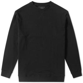 Raf simons x robert mapplethorpe waves crew sweat black for Raf simons robert mapplethorpe shirt
