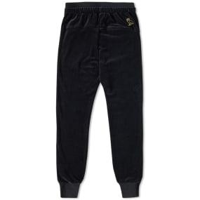 e8f42589c59e69 Nike Air Jordan x OVO Velour Pant (Black Metallic Gold) ...