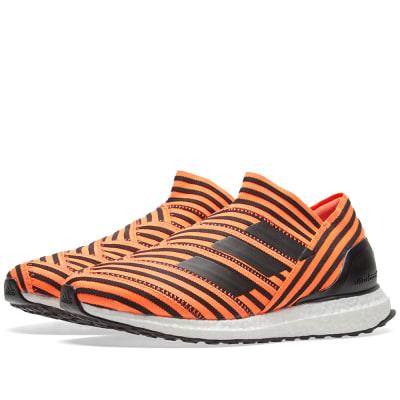 Adidas Consortium Nemeziz Tango 17+ 360 Agility Ultra Boost \u0027Solar Orange\u0027  ...