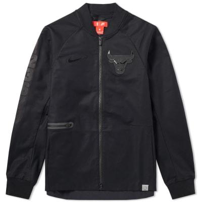 Nike Chicago Bulls Modern Varsity Jacket ...