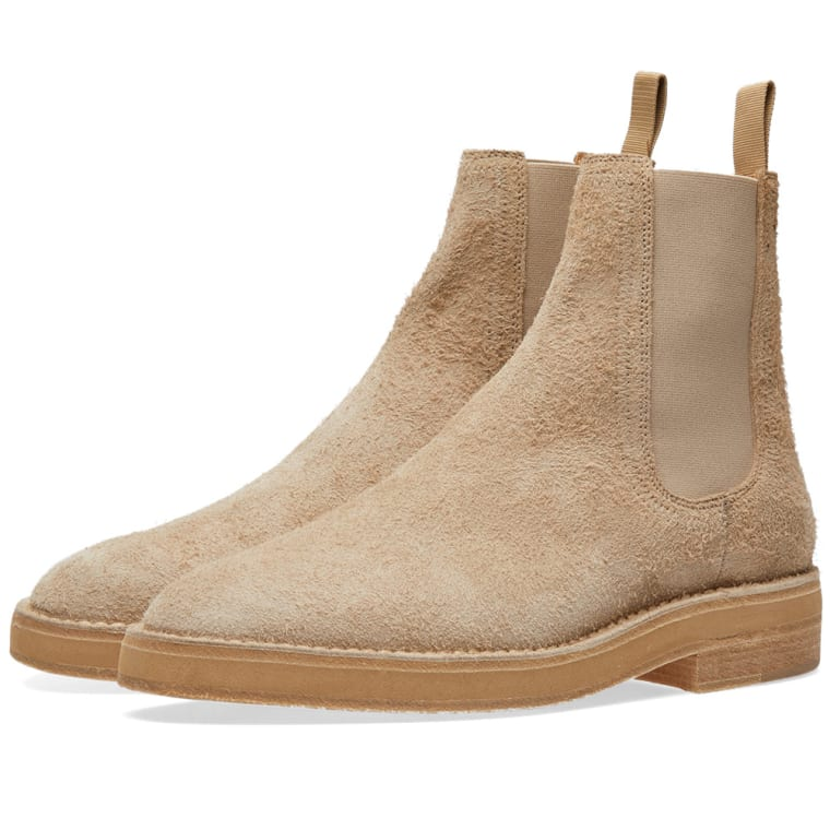 YEEZY Taupe Chelsea Boots