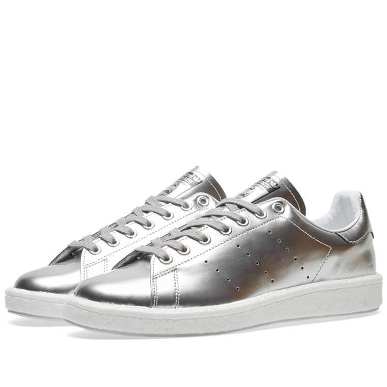 90604d90d95 netherlands adidas womens stan smith boost w silver white 1 c5253 e6834