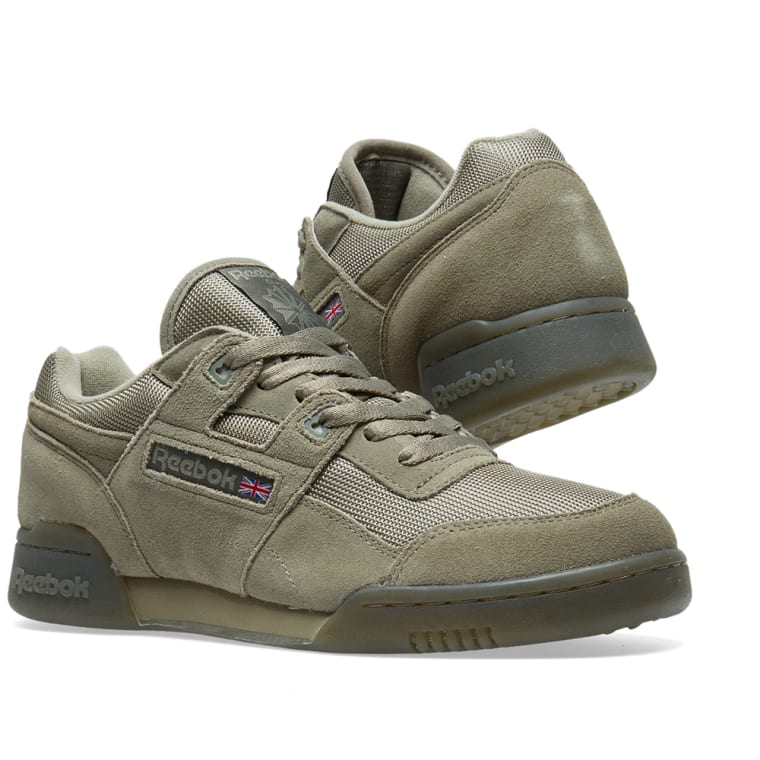 reebok workout plus kaki