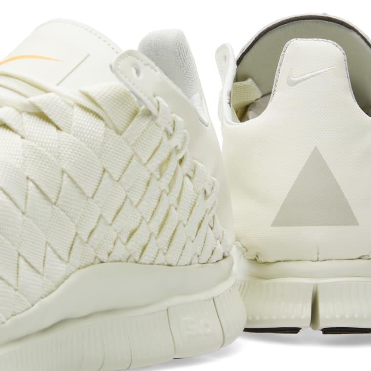 lowest price a55e3 f225e Nike Free Inneva Woven Tech SP Sea Glass   Kumquat 1