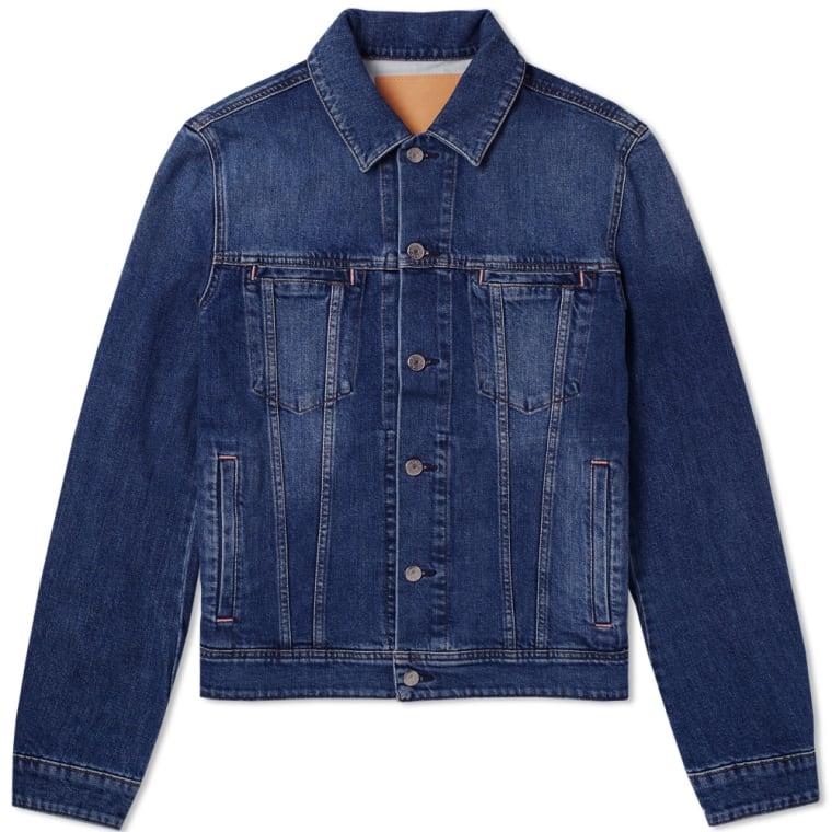 Acne Studios Pass Denim Jacket (Dark Blue)  eaa0000c5295