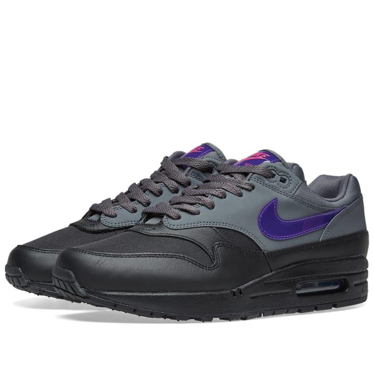 2a4ad89f73 ... spain nike air max 1 dark grey purple pink 1 64d04 739d5