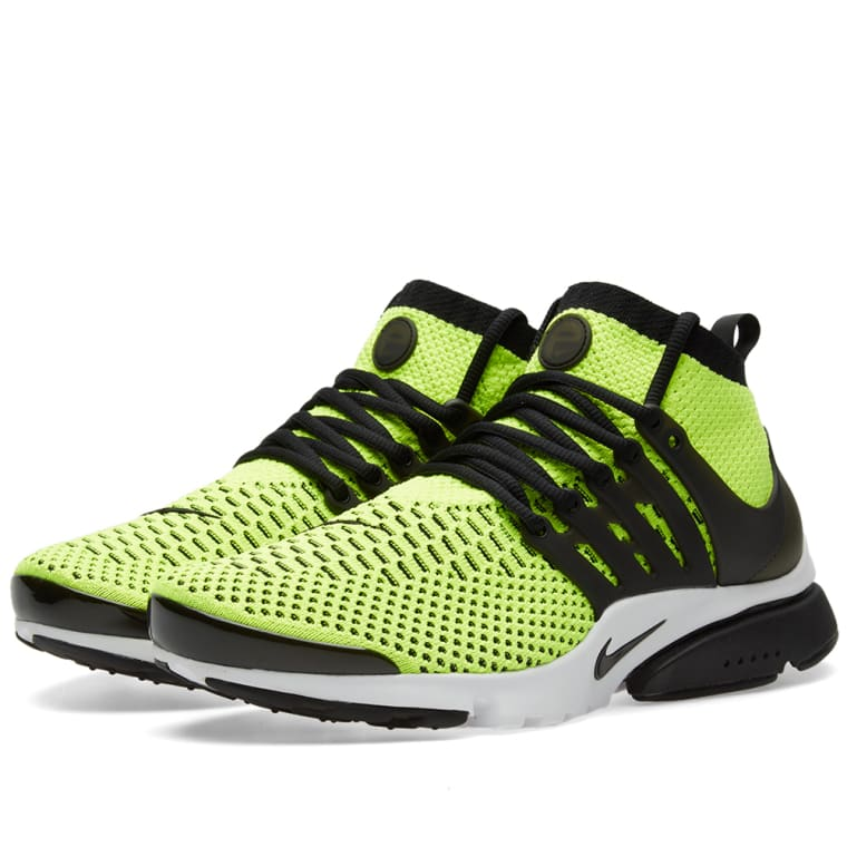76629f02105bd ... sweden nike air presto ultra flyknit volt black white 1 79087 967f4