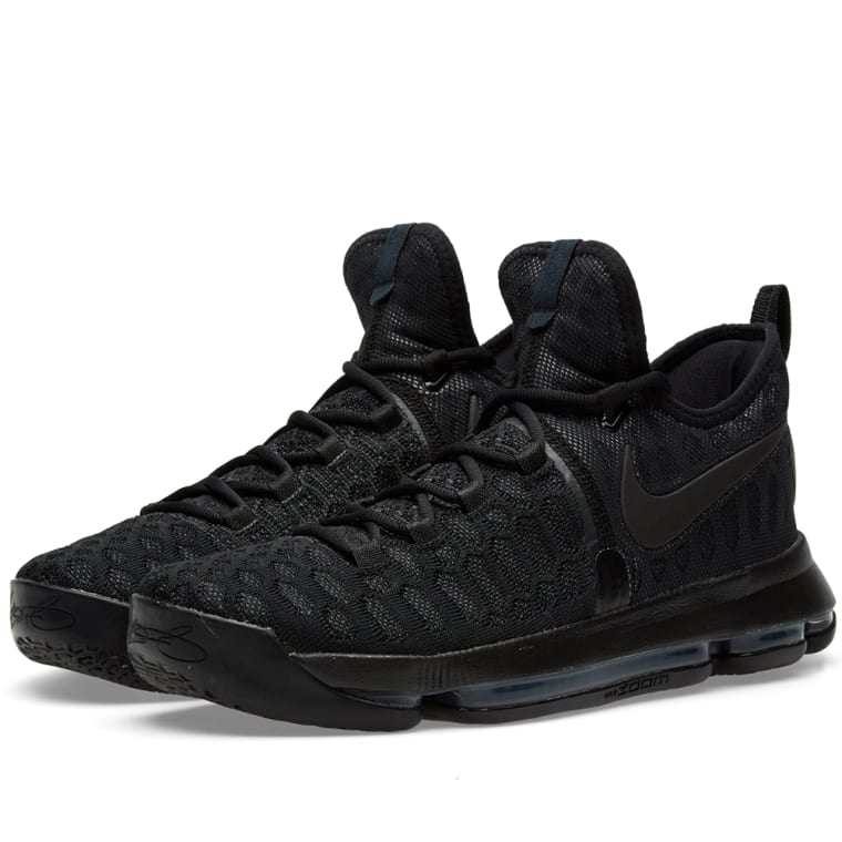 new arrivals 4542a e5d07 ... uk nike zoom kd 9 black anthracite 5 72862 1d01e