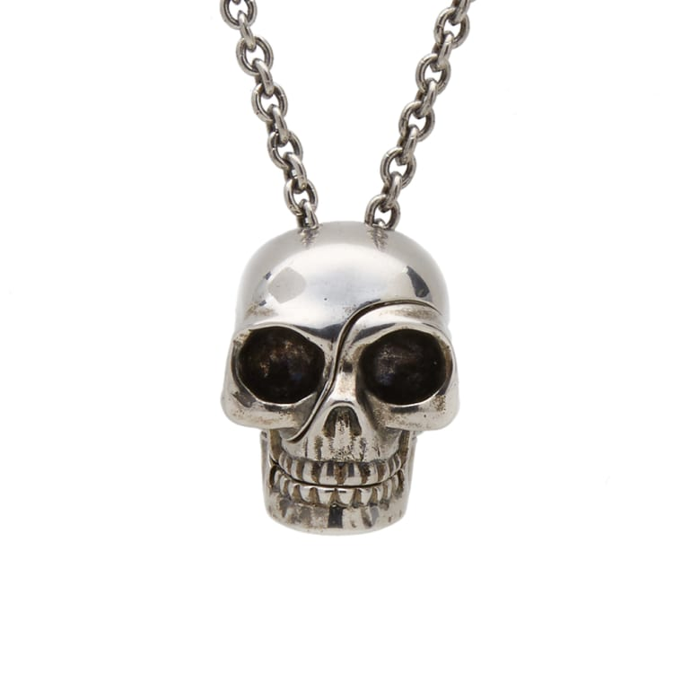28dd1ac02e15d5 Alexander Mcqueen Skull Pendant - Pendant Design Ideas