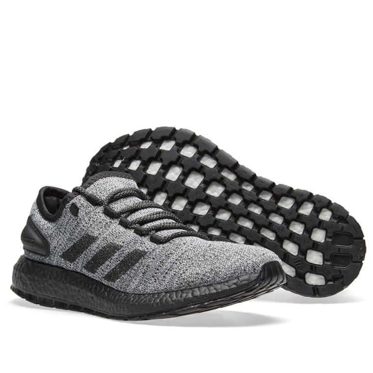 the best attitude 4b663 97206 ... inexpensive adidas pure boost atr white core black grey three 7 90bc3  95150