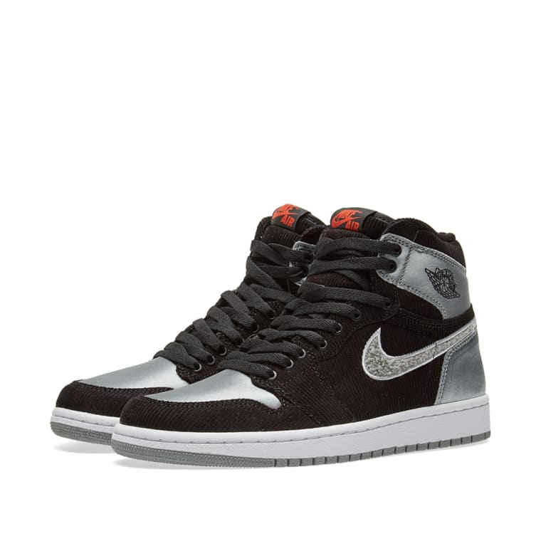 23c316808bd Nike x Aleali May Air Jordan 1 Retro High GS (Black