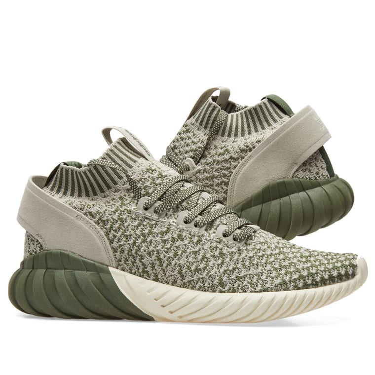 adidas Originals Shoes Tubular Doom PK St Pale Nude/Clear Brown