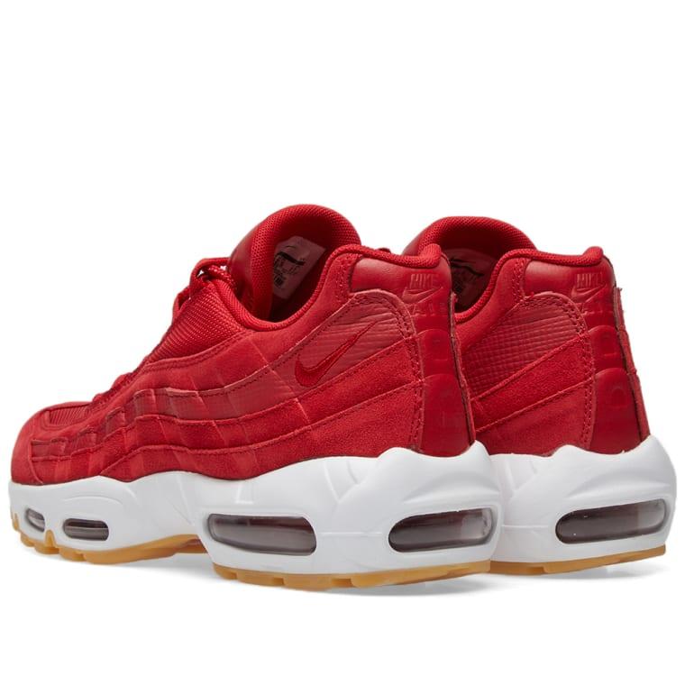 ... australia nike air max 95 premium gym red white 3 a5276 f8c27 1fe39f81d