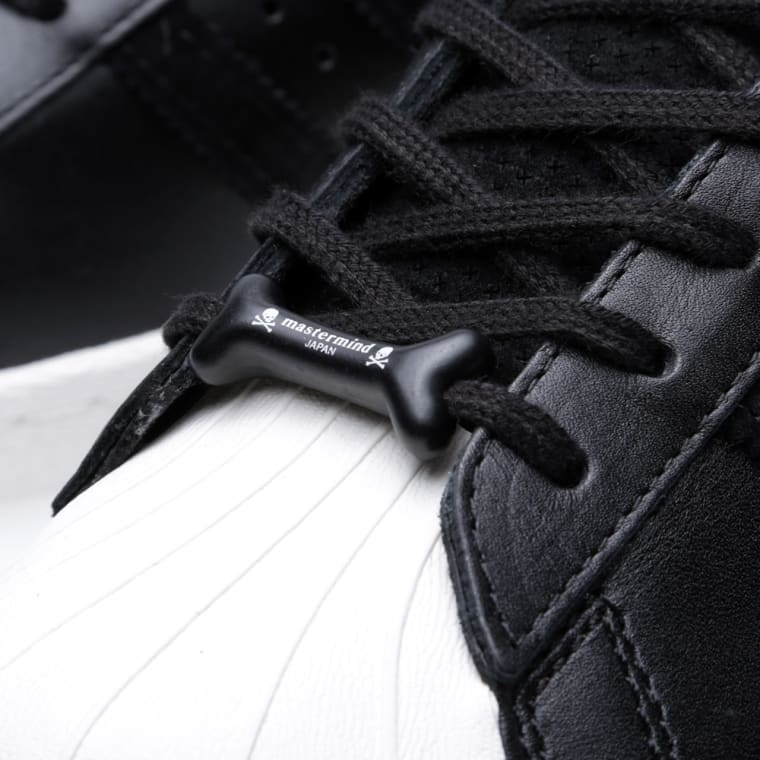 0bd81b6d76f1b Adidas Originals x Mastermind Japan Superstar 80s (Black)