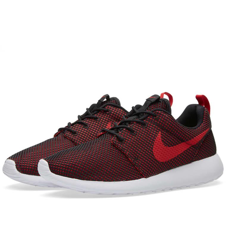 Nike Roshe One Rot Weiss 511881 612 Purchaze