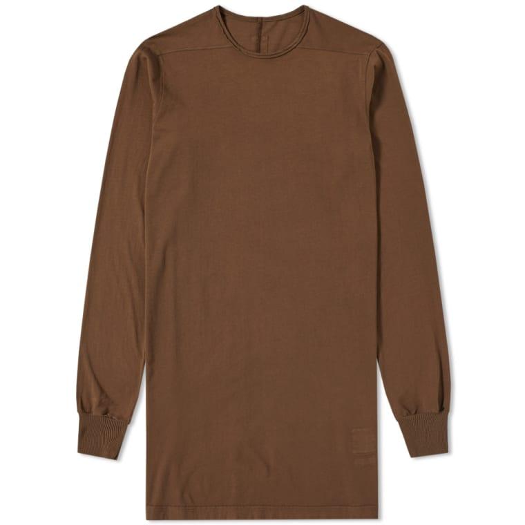 Rick Owens DRKSHDW round neck longsleeved T-shirt