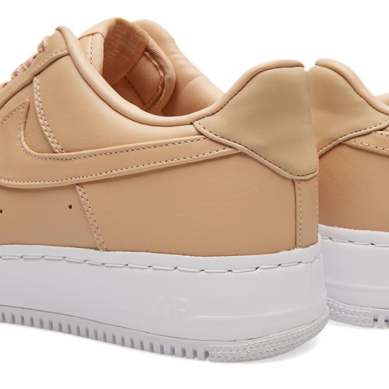 NikeLab Air Force 1 Low - Vachetta Tan   sneakerb0b RELEASES
