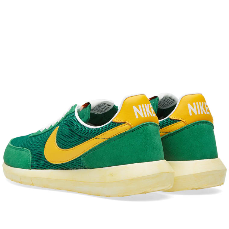 newest 07531 a8c16 Nike Roshe Daybreak NM Pine Green  Yellow 1
