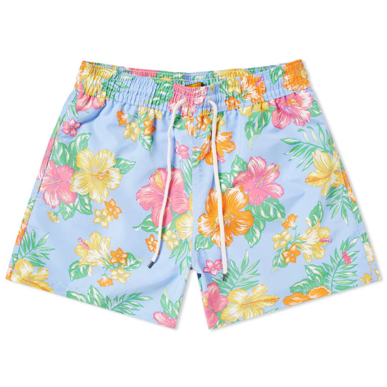 af5dab5ebb ... sweden polo ralph lauren tropical traveller swim short hibiscus 1 4e51f  f35c8