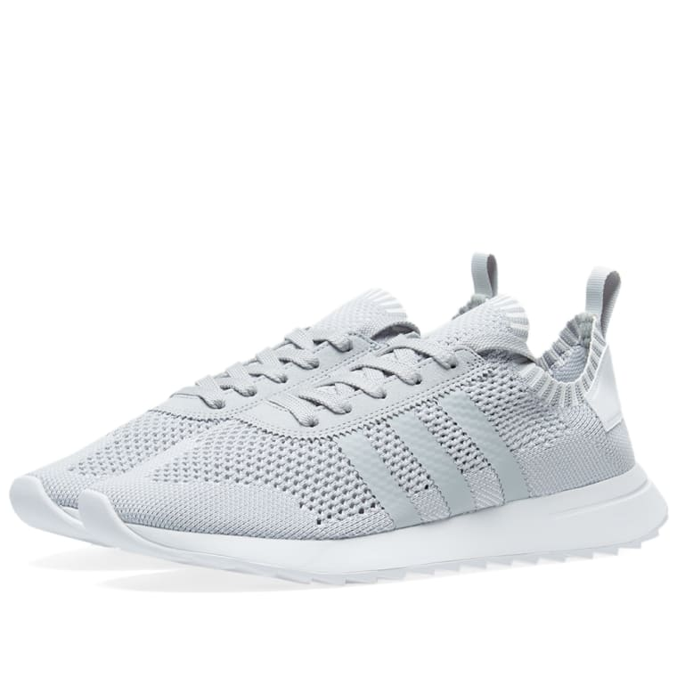 outlet store af4ac 027d7 Adidas Womens Flashback W PK Clear Onix 1