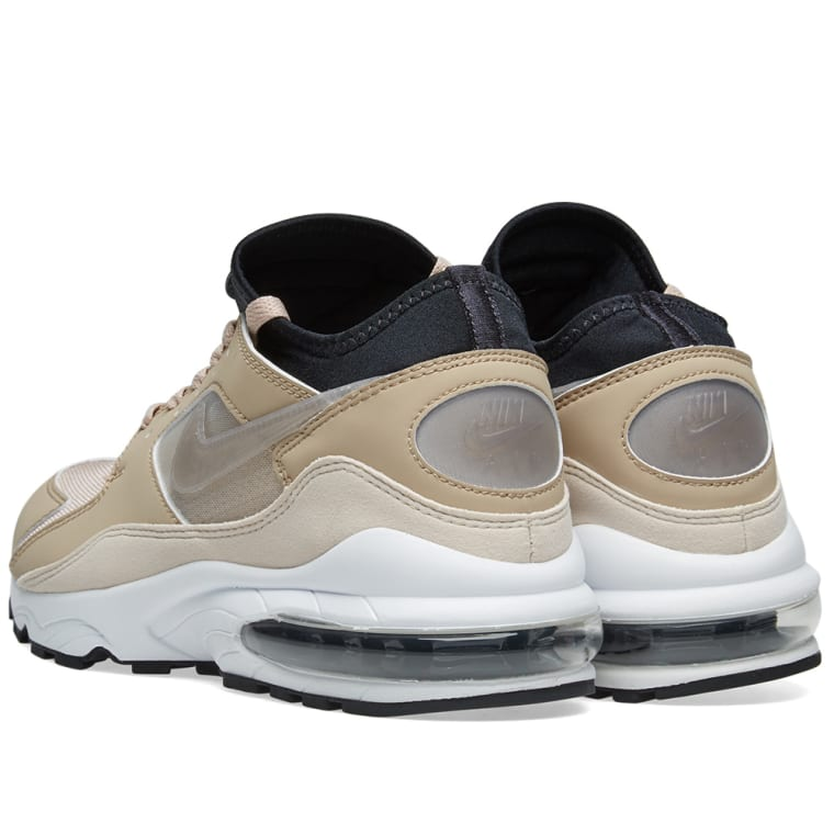 new product c4caf 0ec4c ... Nike Air Max 93 Sand, Stone, White Black ...