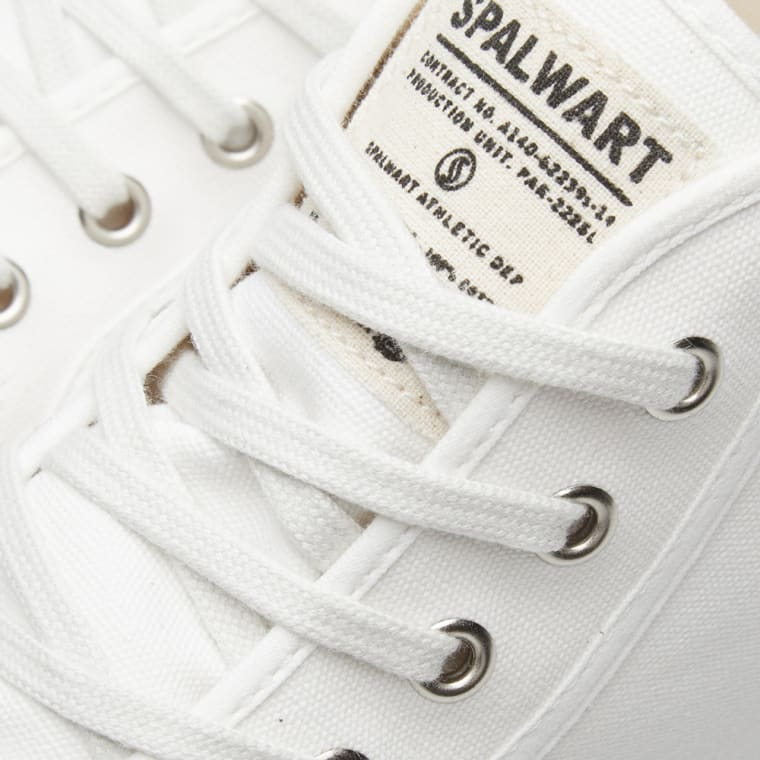Spalwart Special Mid  White  4