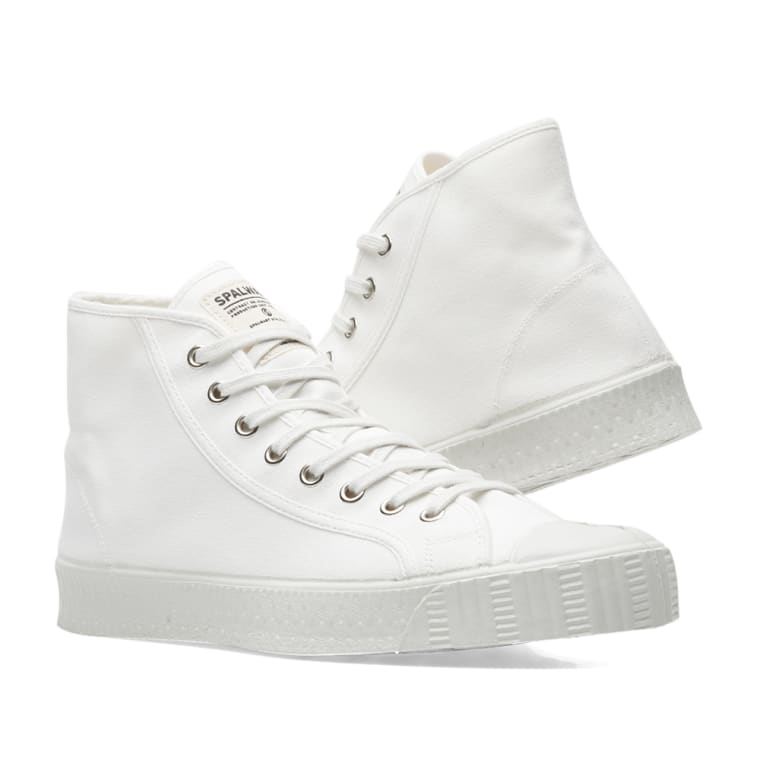 Spalwart Special Mid  White  7
