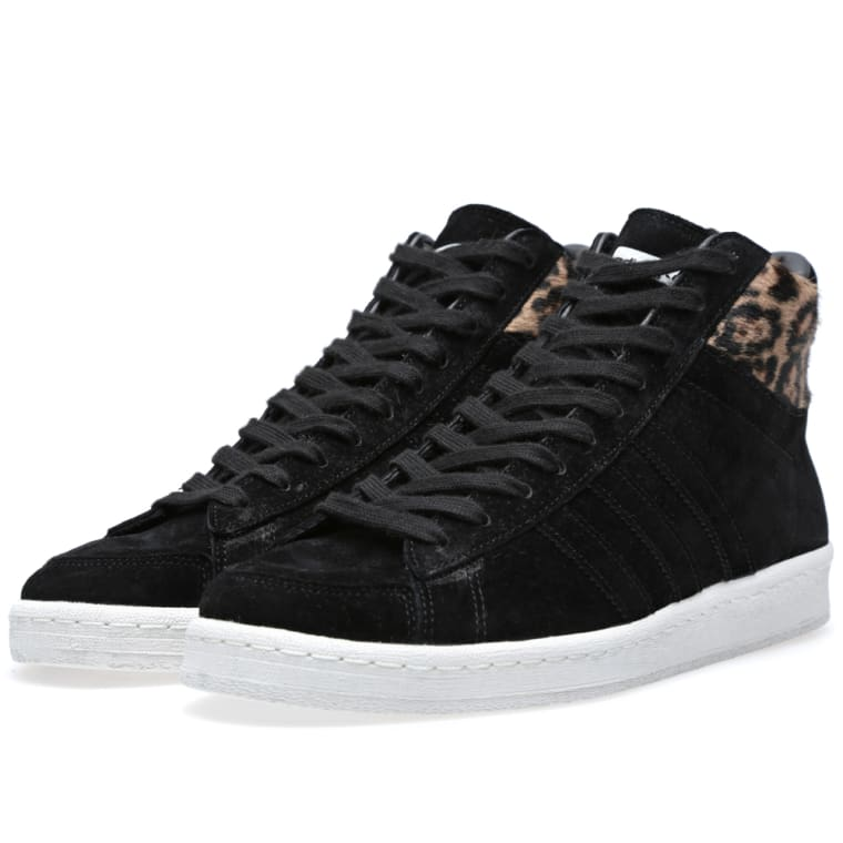 los angeles d30e6 52373 Adidas AO Hook Shot II Black  White Vapour 5