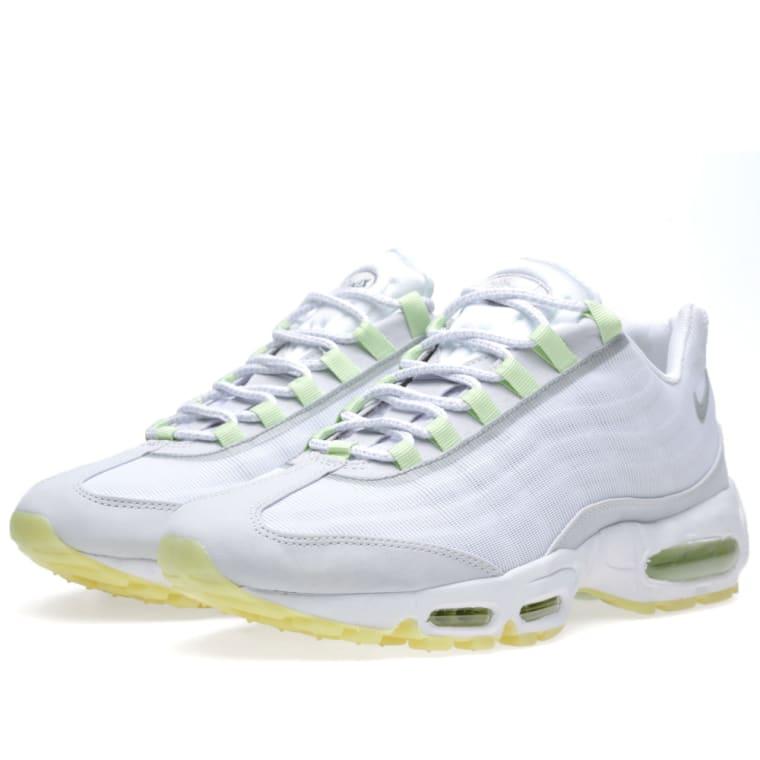wholesale dealer 10fa5 c4880 ... uk nike air max 95 premium tape white geyser grey lab green 4 1a45a  7169e