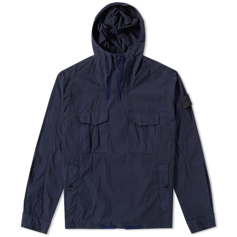 Stone Island Shadow Project Nyco Popover Jacket