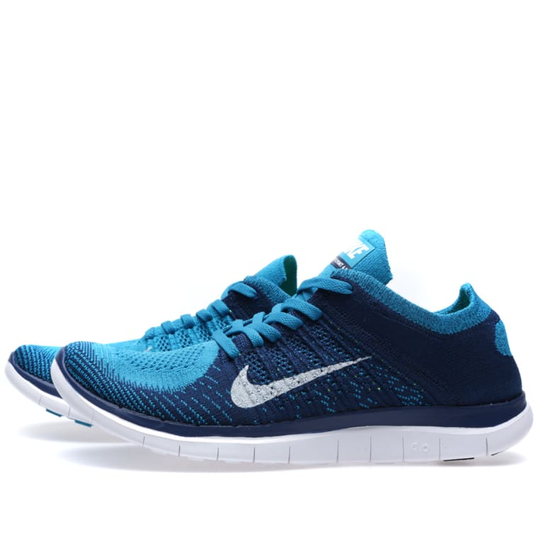 74a79c5c5fb Nike Free Flyknit 4.0 (Neo Turquoise)
