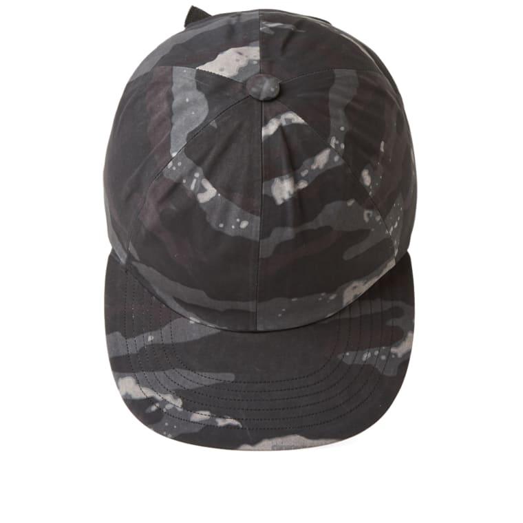 40c3f52933e Maharishi Camo Seam Sealed Cap (Zebre Noir)