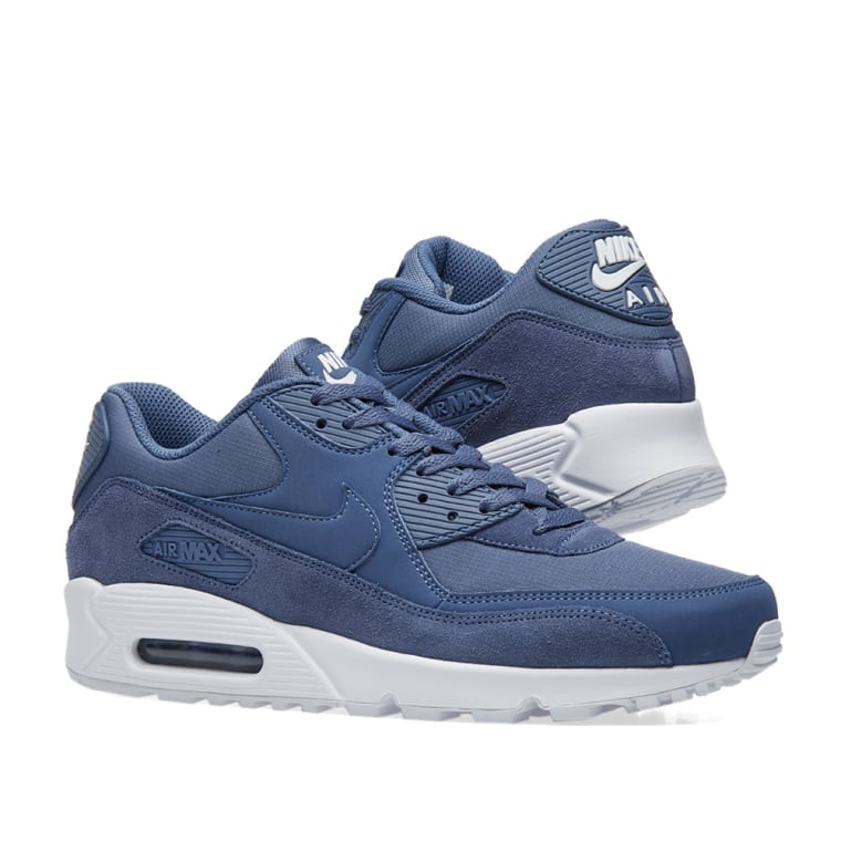 low priced 086a1 126c1 nike air max 90 all blue