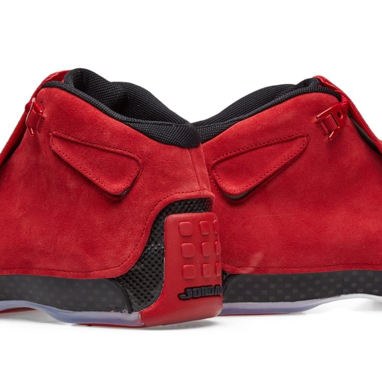 950a56620e80 Nike Air Jordan 18 Retro (Gym Red   Black)