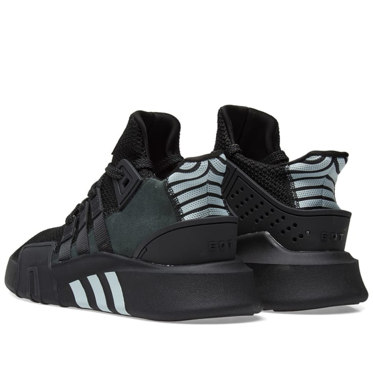 sports shoes bb3d9 56305 ... best price adidas eqt bask adv black blue tint 3 88908 0aaff