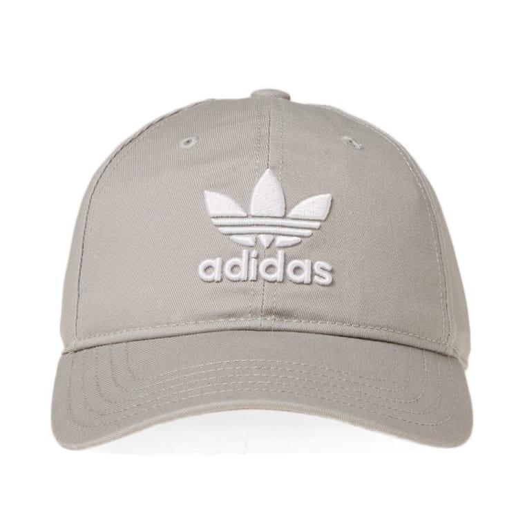 Adidas Trefoil Cap (Medium Grey)  d6ef99bad67d