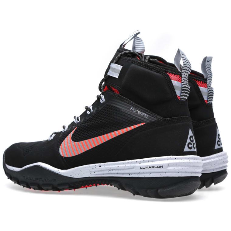 sale retailer 0ccd2 1c9d2 ... Nike Lunar Incognito Mid Black Metallic Silver ...