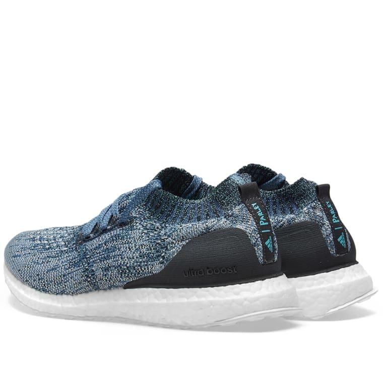 15f503a56852c ... wholesale adidas ultra boost uncaged parley raw grey chalk pearl blue 3  c1335 71b74