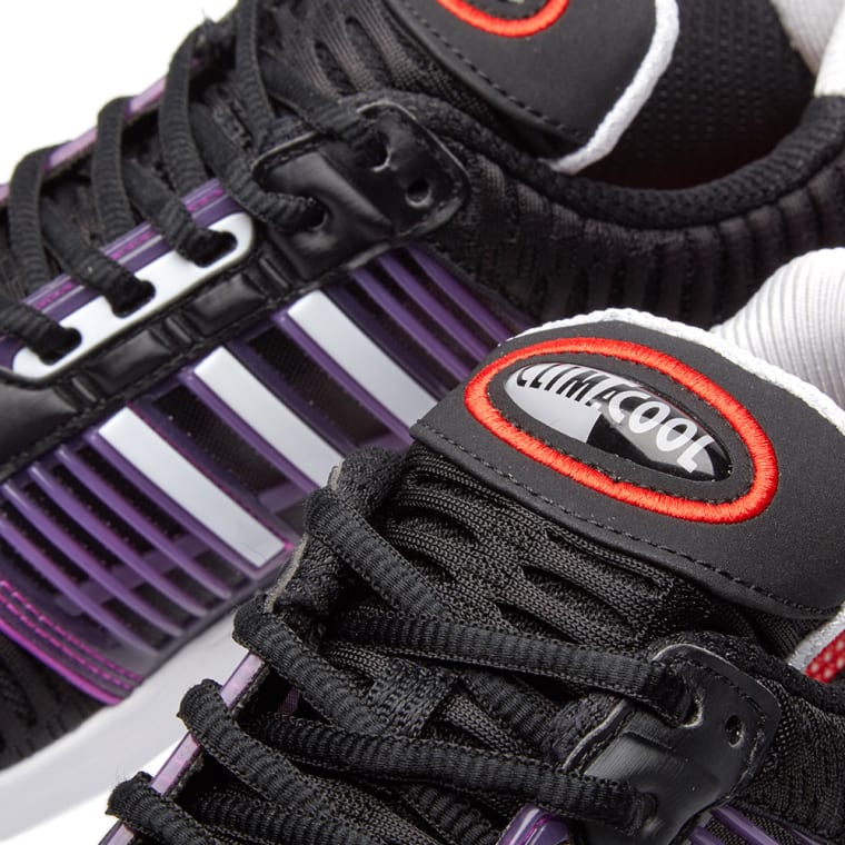 watch 568ab 64d20 Adidas ClimaCool 1 Black, White  Shock Purple 6