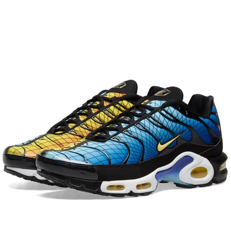 best service cd6e2 75db7 ... canada nike air max plus og black chilie red yellow 1 a5a4a f313e