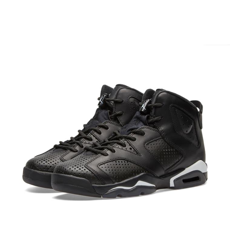 the best attitude 069d1 b3195 Nike Air Jordan 6 Retro GS Black Cat 1